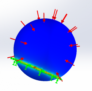 composite frac ball engineering