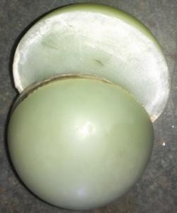 composite frac ball shear failure